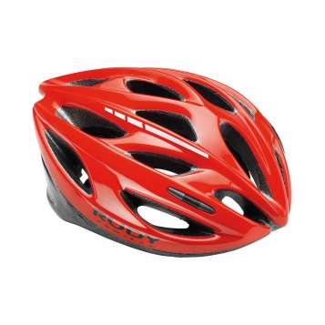 RudyProject Zumy Helm rot shiny