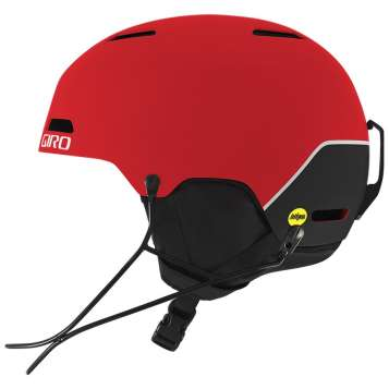 Giro Ledge SL MIPS Skihelm matte red