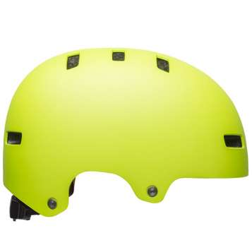 Bell Velohelm Kinder Span matte bright green