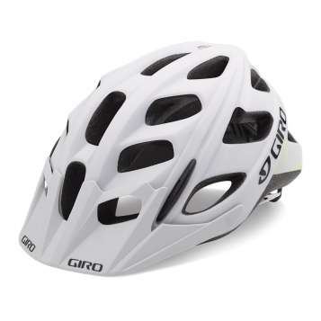 Giro Hex Velohelm matte white/lime