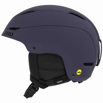 Giro Ratio MIPS Skihelm matte midnight II