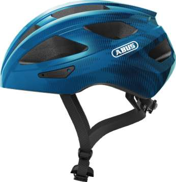 ABUS Macator Velohelm - Steel Blue
