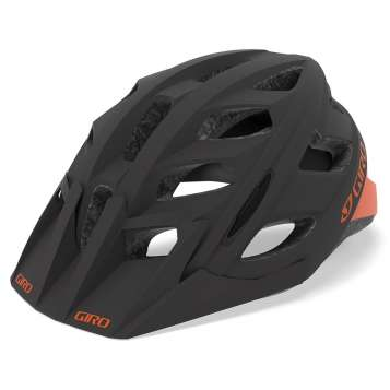 Giro Hex Velohelm matte black/orange
