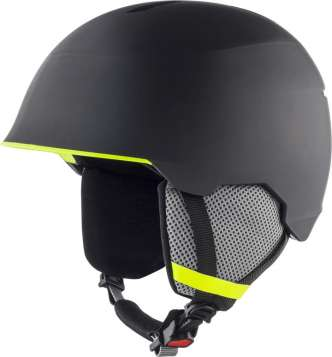 Alpina Skihelm Maroi Jr. - Charcoal Neon Matt