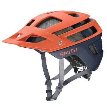 Smith Forefront 2 MIPS Velohelm - Matte Red Rock/Petrol