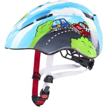 Uvex Velohelm Kid 2 - Blue