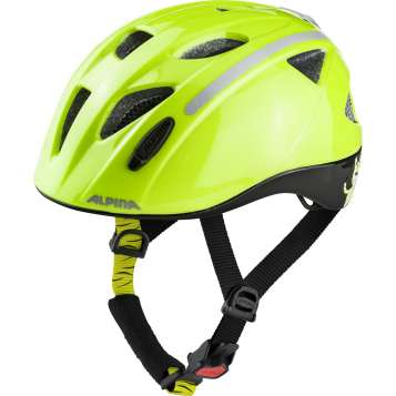 Alpina XIMO Flash Velohelm - be visible reflective