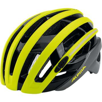 Alpina Campiglio Velohelm - be visible