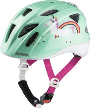 Alpina XIMO Flash Velohelm - mint unicorn