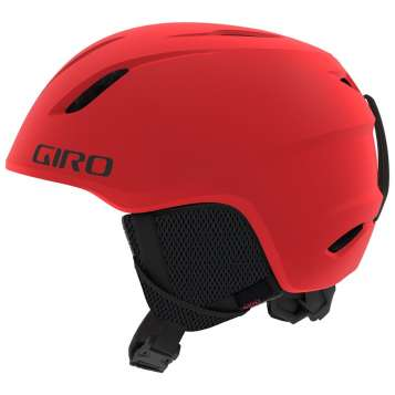 Giro Launch Skihelm matte bright red