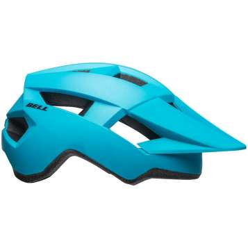 Bell Velohelm Kinder Spark MIPS matte bright blue/black
