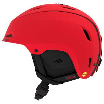 Giro Range MIPS Skihelm - Matte Bright Red