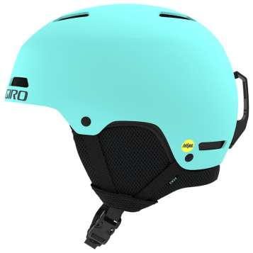 Giro Crüe MIPS FS Kinder Skihelm - Matte Cool Breeze