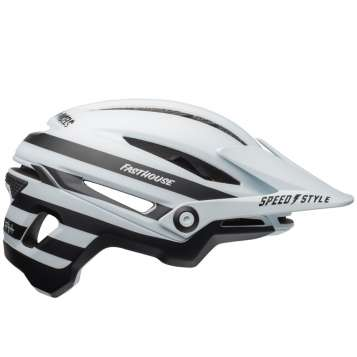 Bell Sixer MIPS Helm matte white/black fasthouse