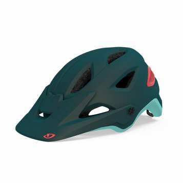 Giro Damen Montara MIPS Velohelm matte true spruce/cool breeze