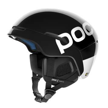 POC Obex Backcountry SPIN Skihelm - Uranium Black