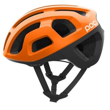 POC Octal X SPIN Velohelm - Zink Orange