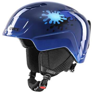 Uvex Heyya Skihelm - midnight splash