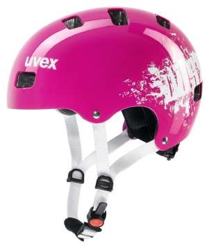 Uvex Velohelm Kinder Kid 3 - pink dust