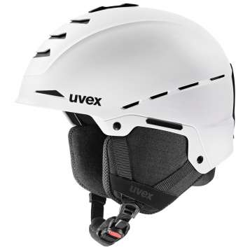 Uvex Legend Skihelm - white matt