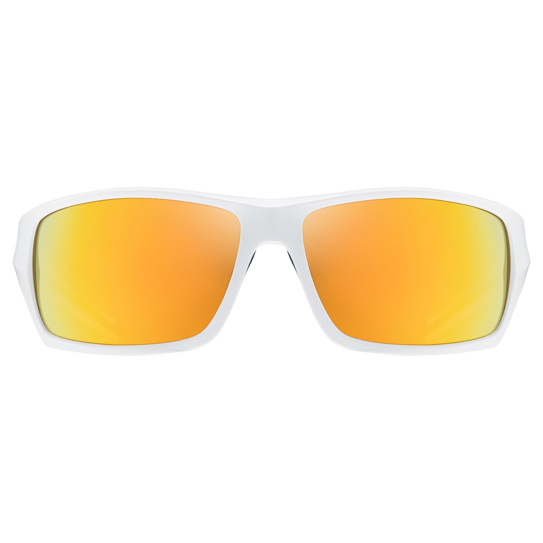 Uvex  Sonnenbrille  Sportbrille Sportstyle 222 pola  White Radsport
