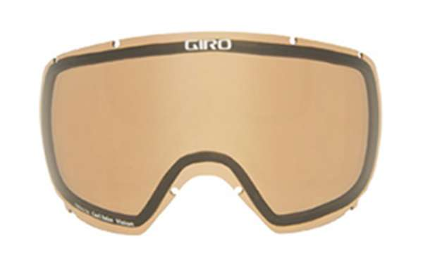 Image of Giro Amulet Lense persimmon 57 one size S1