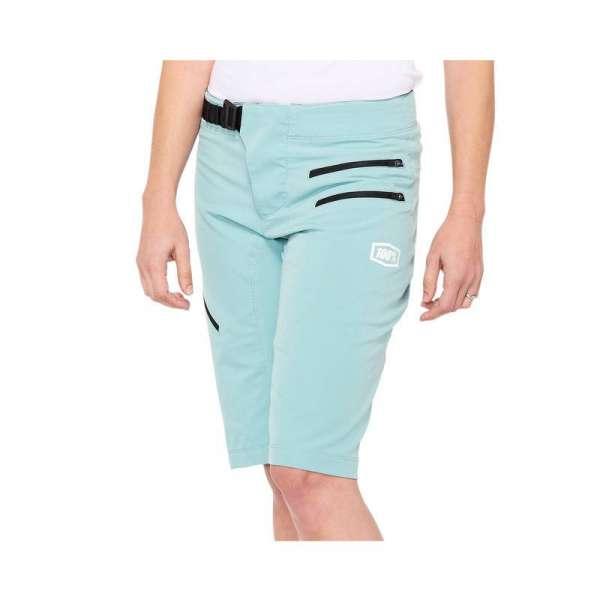 Image of 100% Airmatic Damen Shorts seafoam