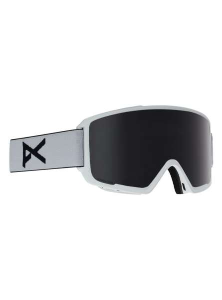 Image of Anon M3 With Spare Skibrille - white sonarsmoke