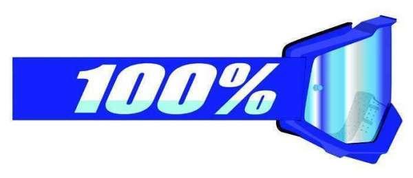 Image of 100% Accuri 2 Goggle Blue