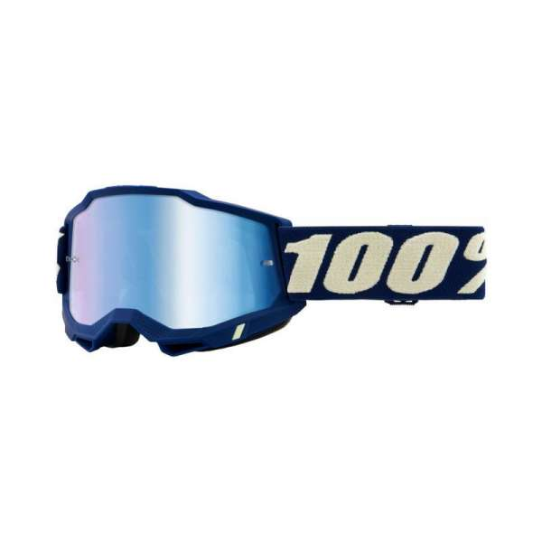 Image of 100% Accuri 2 Goggle Deepmarine