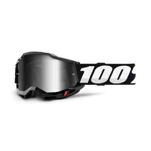 Image of 100% Accuri 2 Goggle Black