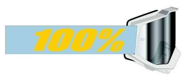 Image of 100% Accuri 2 Goggle Speedco