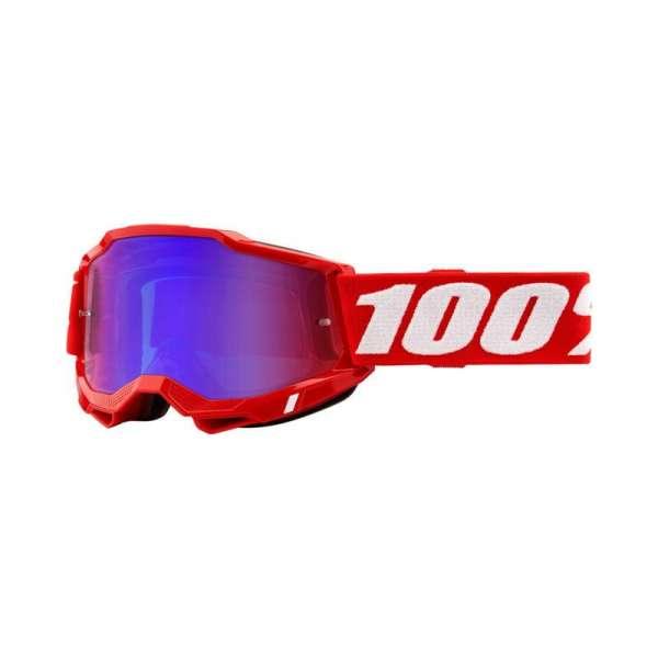 Image of 100% Accuri 2 Goggle Red