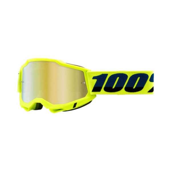 Image of 100% Accuri 2 Goggle Yellow