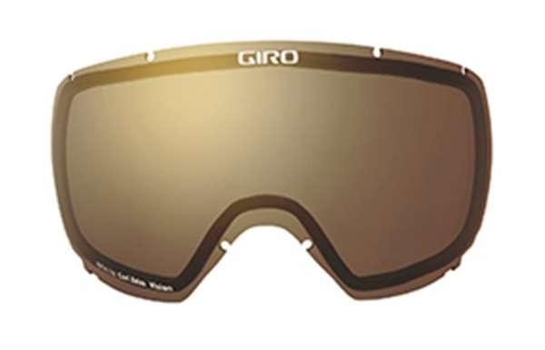 Image of Giro Balance/Facet Ersatzglas amber gold 22 one size S2
