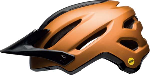 Image of Bell 4forty MIPS Velohelm matte/gloss copper/black