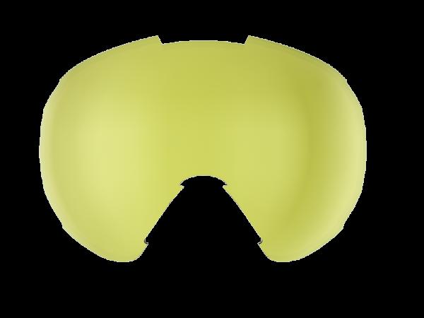 Image of Bliz Ersatzglas für Carver Skibrille Double - Yellow