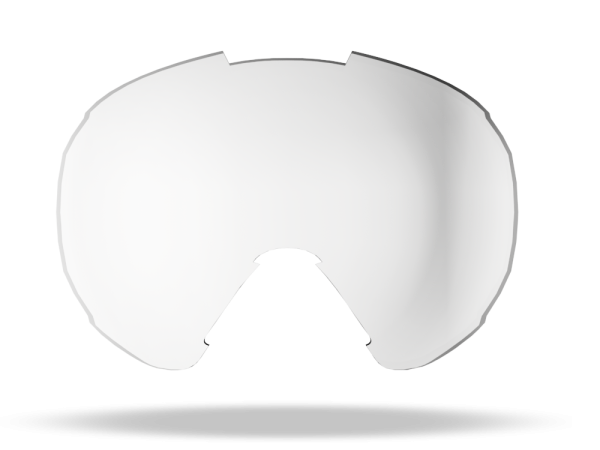 Image of Bliz Ersatzglas für Carver Skibrille Single - Clear