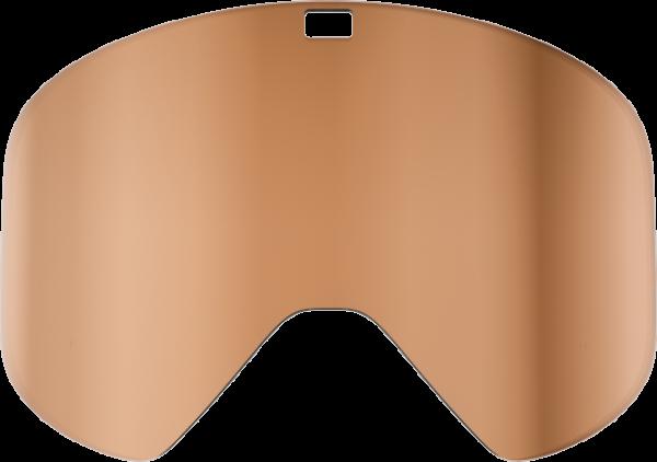 Image of Bliz Ersatzglas für Flow Skibrille - Orange