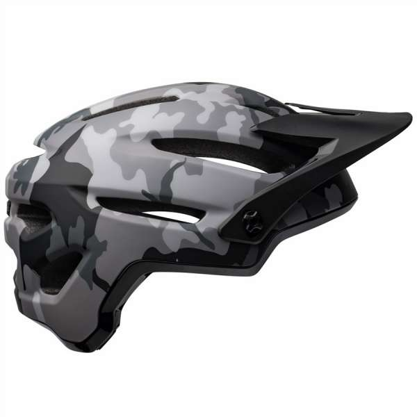 Image of Bell 4forty MIPS Velohelm matte/gloss black camo