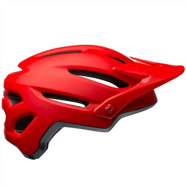 Image of Bell 4forty MIPS Velohelm matte/gloss red/gray