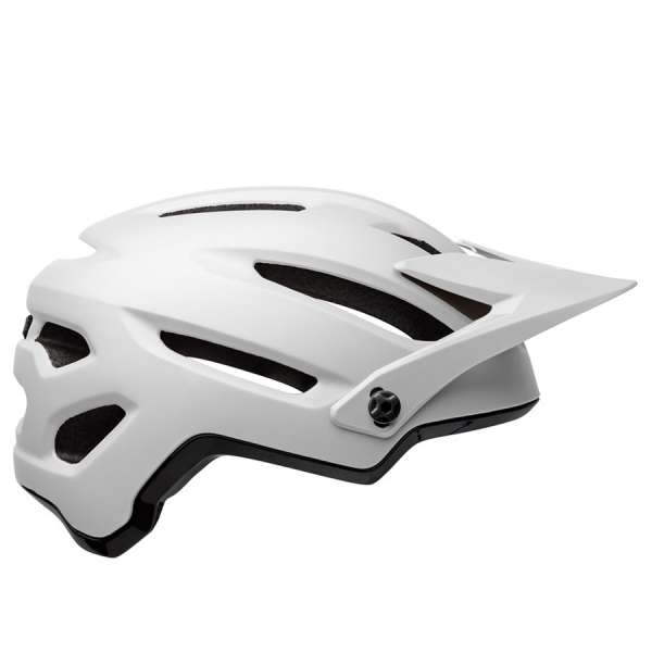 Image of Bell 4forty MIPS Velohelm - Matte/Gloss White/Black