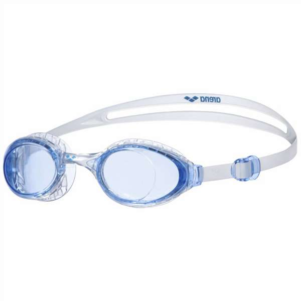 Image of Arena Airsoft Schwimmbrille blue/clear one size