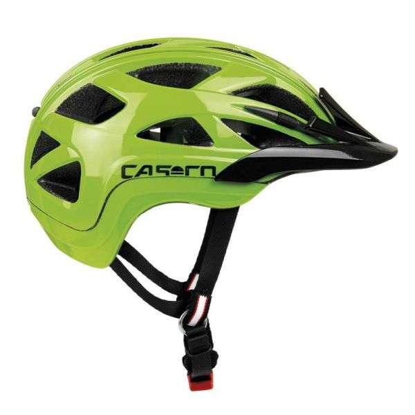 Image of Casco Activ 2 Junior Velohelm - grün-glänzend