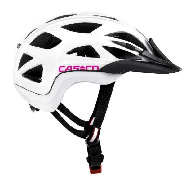 Image of Casco Activ 2 Junior Velohelm - weiss-pink