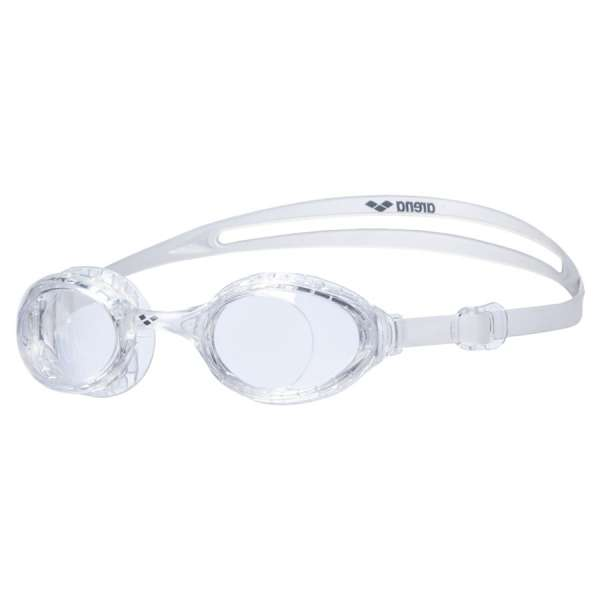 Image of Arena Airsoft Schwimmbrille clear/clear one size