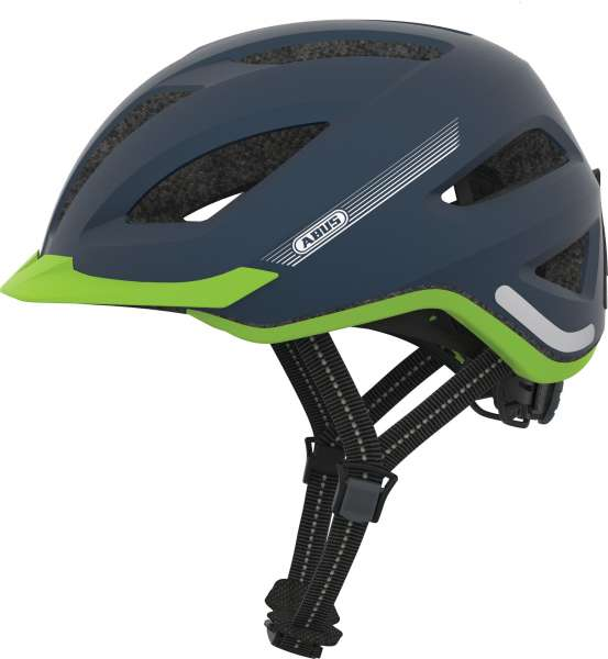 Image of Abus Pedelec+ E-Bike 45 Velohelm - Blue Edition
