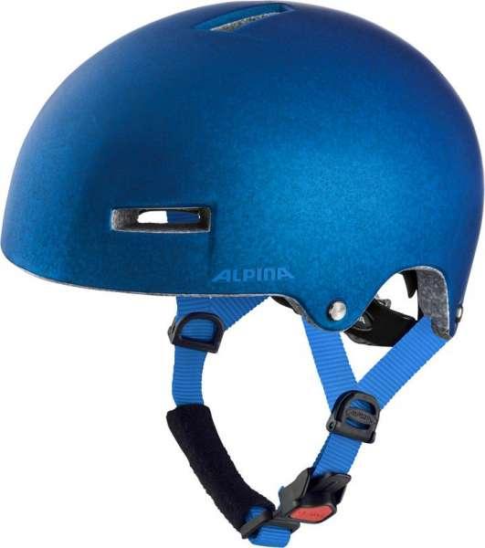Image of Alpina Airtime Velohelm - blue