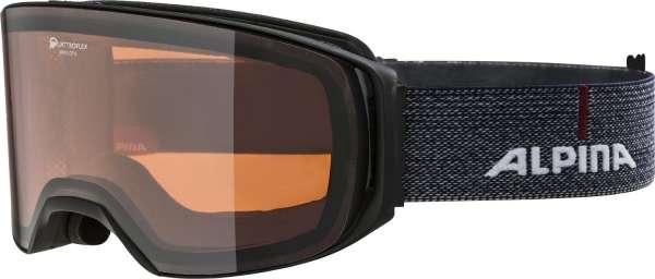 Image of Alpina ARRIS QH Skibrille - black denim