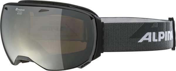 Image of Alpina BIG HORN MM Skibrille - black-grey